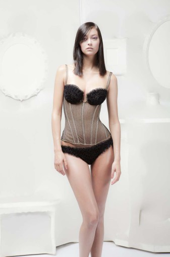 La Perla Jean Paul Gaultier Collection Createur