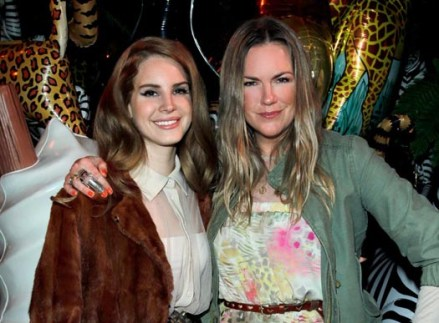 Mulberry SS12 Dinner At Chateau Marmont