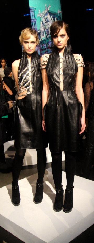 """Katya Leonovich Fall 2012 Collection"""