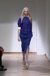 Anne Valerie Hash Blue Tangerine Spring 2012