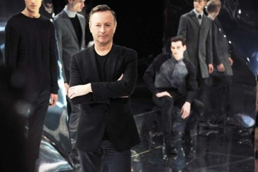 CALVIN KLEIN Presents Fall 2012 Men's and Women's Lines