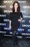 Ashley Greene At DKNY Show