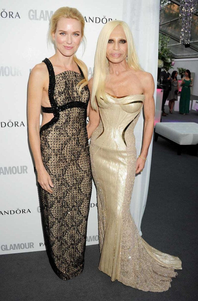 Glamour Women of the Year Awards In Association With Pandora - Inside Arrivals