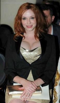 Christina Hendrick