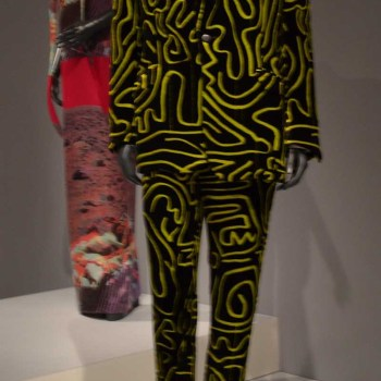 Stephen Sprouse Keith Haring Collaboration