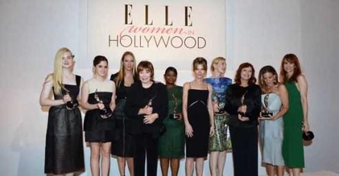 ELLE's 19th Annual Women In Hollywood Celebration - Inside