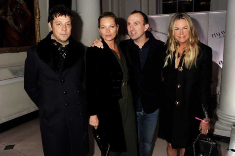 Jamie Hince, Kate Moss, Tim Walker, Emma Hill