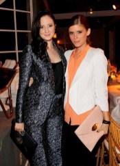 Andrea Riseborough and Kate Mara