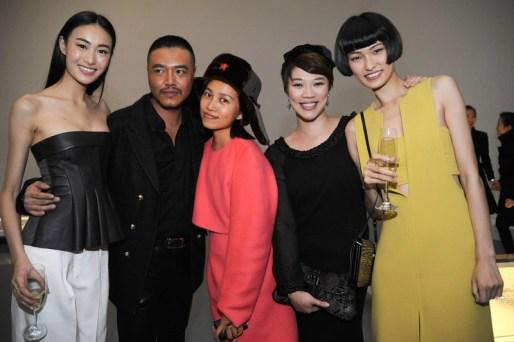 Qin Shu Pei, Chen Man, Wang Xiao