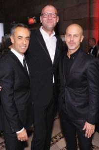 Francisco Costa, Ulrich Grimm, and Italo Zucchelli