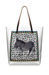 MARNI Saturday Morning Shopping bag Donkey
