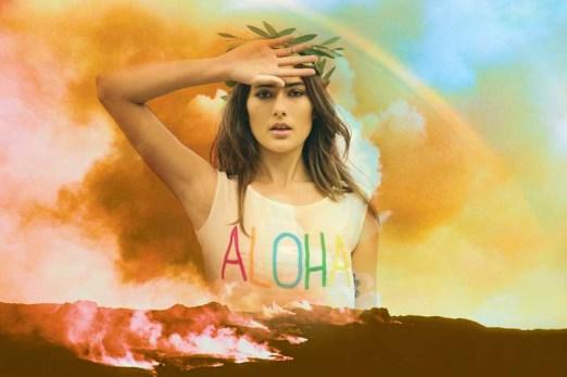 Mara Hoffman S13 Campaign ALOHA