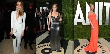 Calvin Klein Collection Women Academy Awards 2013