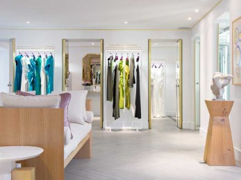 Talbot Runhof boutique Paris 01