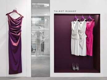 Talbot Runhof boutique Paris 02