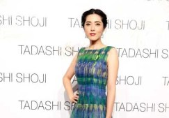 Actress Zeng Li