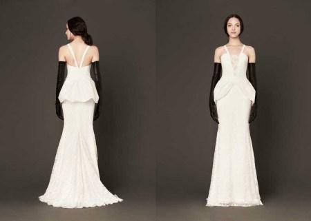 Vera Wang Bride Spring 2014