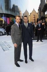 Star Trek Into Darkness - UK Film Premiere
