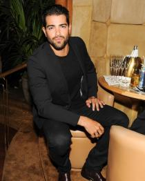 """""""Jesse Metcalfe at the BCBGMAXAZRIA Runway and Herve Leger by Max Azria Spring 2014 exclusive after party"""""""