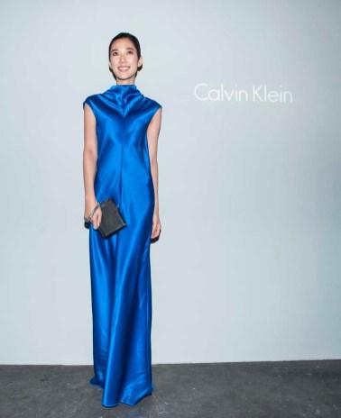 Calvin Klein Platinum Label Spring 2014 Runway Show
