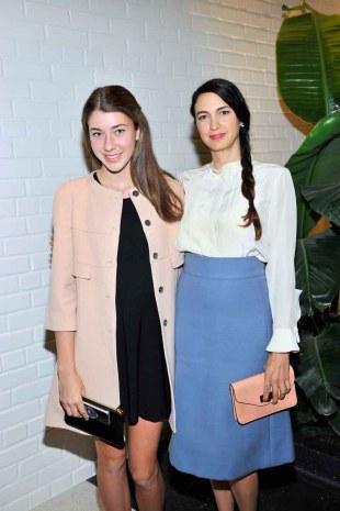 Colette Rose McDermott and Shiva Rose