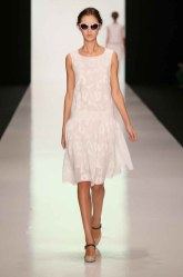 "Natalia Slavina For Manufacturing Company ""AN-2"" : Mercedes-Benz Fashion Week Russia S/S 2014"