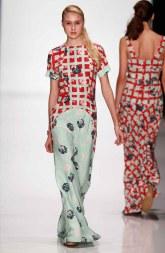 POUSTOVIT : Mercedes-Benz Fashion Week Russia S/S 2014
