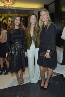 Samantha Traina, Jenni Kayne, and Jessica de Ruitr