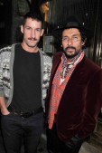 Chris Miller and Haider Ackermann