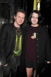 Christopher Kane and Jo Ann Funiss