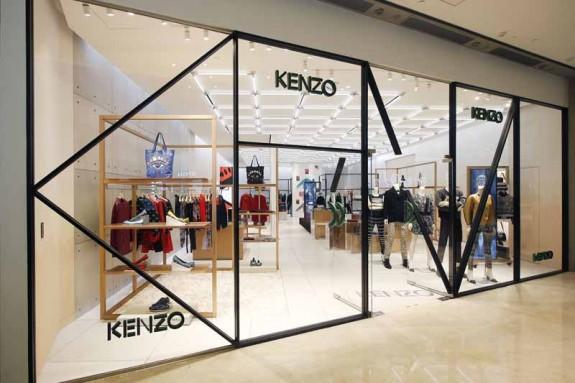 kenzo boutique shanghai 01