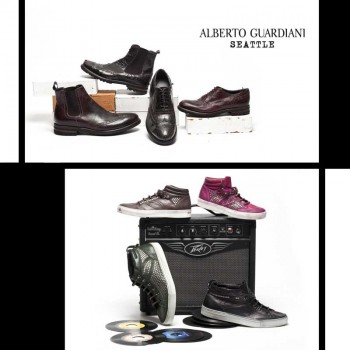 Alberto Guardiani Launches Seattle, a Capsule Collection Expressing New Generation Vintage