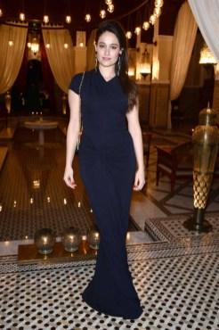 Dior Hosts Dinner At Marrakech International Film Festival