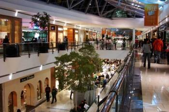 Stonebriar Center inside