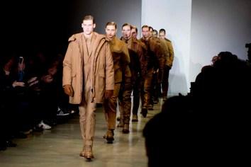Calvin Klein Collection MF14 Finale