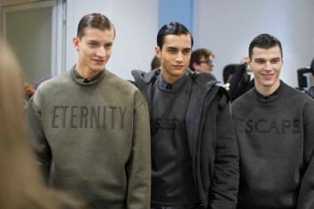 Calvin Klein Collection MF14 Models