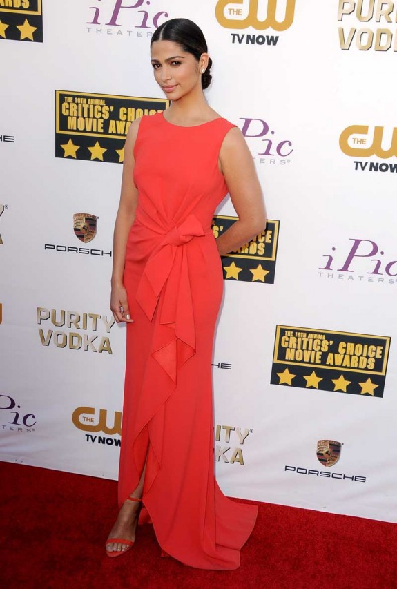 19th Annual Critics' Choice Movie Awards - Arrivals