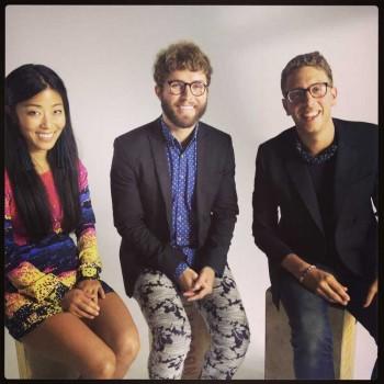 Donna, Timo, Alan