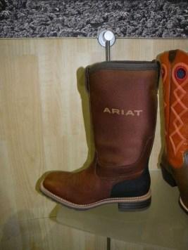 Ariat at PBR Iron Cowboy