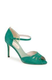 Ina Pump Green - $355