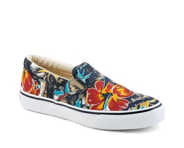 sperry top sider hawaiian print 02