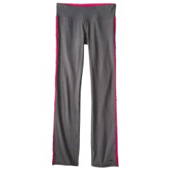 C9 by Champion Women's Advanced Rouched Side Pant, Black Heather, $27.99