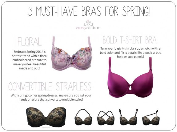 Curvy Couture_3 Must Have Bras