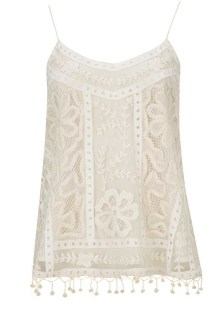 Lace Swing Cami