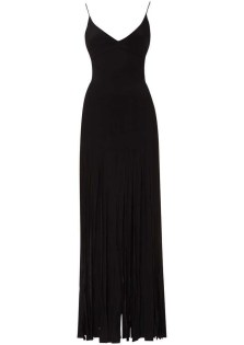 Spliced Maxi Dress