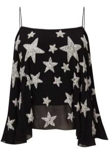 Star Embellished Cami