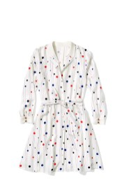 Tommy Hilfiger -- To Tommy from Zoeey printed_blouse_dress $169.50