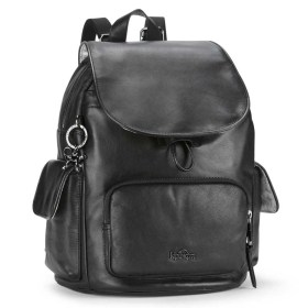 kipling city pack backpack black
