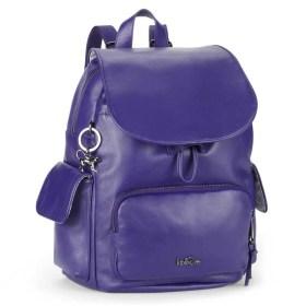 kipling city pack backpack blue