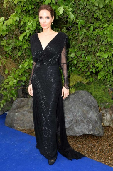 """""""Maleficent"""" Costume And Props Private Reception - Inside Arrivals"""
